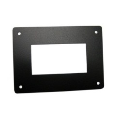 single 80mm fan mounting plate