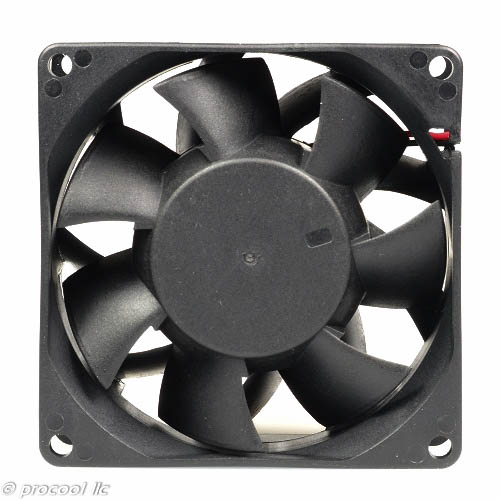 T80 High Airflow 80mm Fan